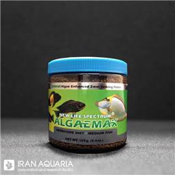 الجی مکس مدیوم فیش فرمولا (algaemax medium fish fo