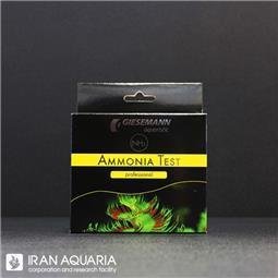 تست آمونیاک (NH3 test kit)