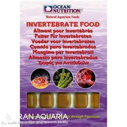 غذاي بي مهرگان (Invertabrate Food)