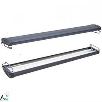 قاب لامپ دی پی دووال تی 5 (T5 Dual lamp DP)