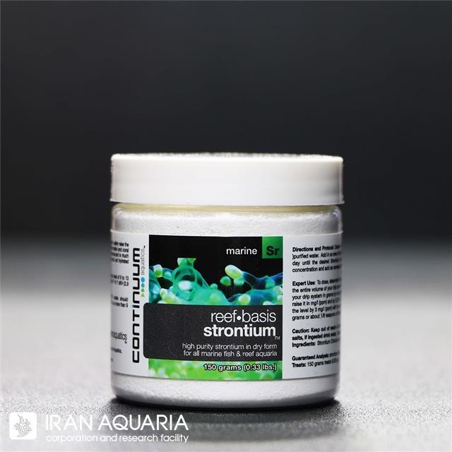 ریف بیسیس استرانسیوم خشک (Reef Basis Strontium)