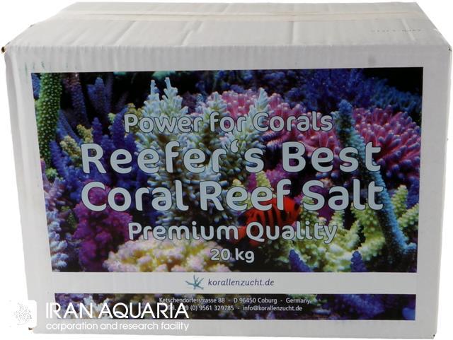 ریفرز بست کورال ریف سالت (Reefer's Best Coral Reef Salt)