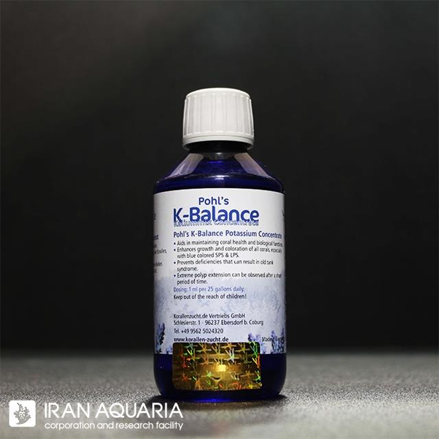 کی بالانس (k-balance)