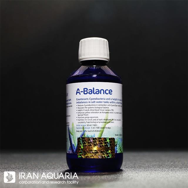 ای بالانس (pohl's A-balance)