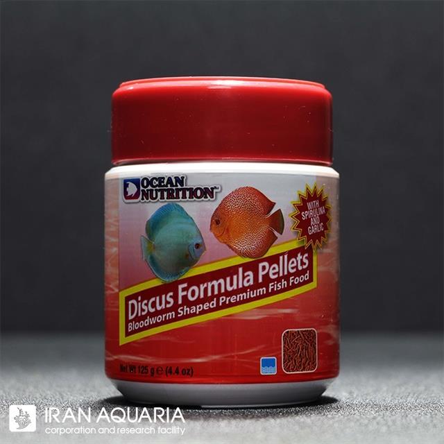 گرانول دیسکس فرمولا (discus pellet)