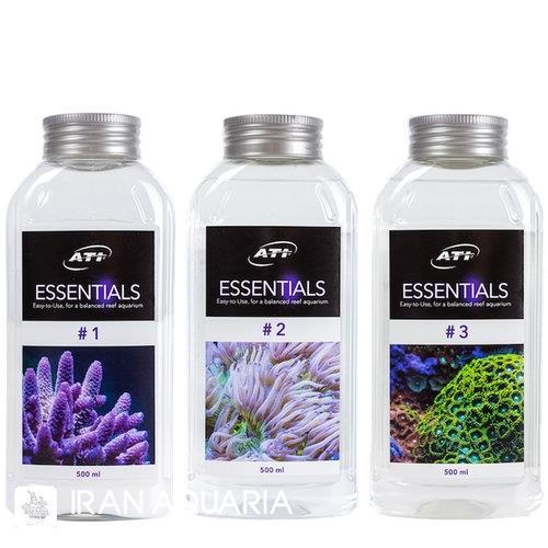 اسنشیالز (Essentials)