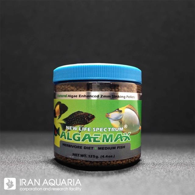 الجی مکس مدیوم فیش فرمولا (Algaemax Medium Fish Fo)