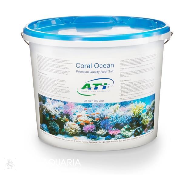 نمک کورال اوشن ( coral ocean salt )