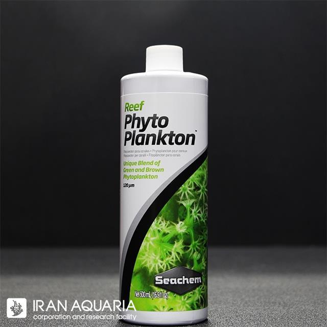 فیتوپلانکتون (phyto plankton)
