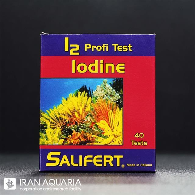 تست ید (Iodine Test)