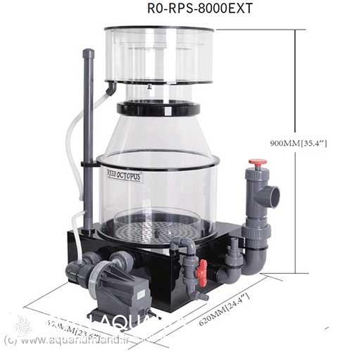 آر او- پی آر اس 8000 اس (RO-RPS-8000S)