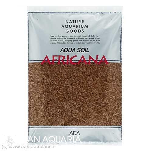 پودر آفریکانا آکوا سویل (Aqua Soil Africana Powder