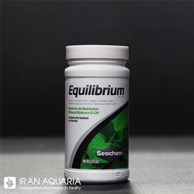 اکولیبریم (equilibrium)