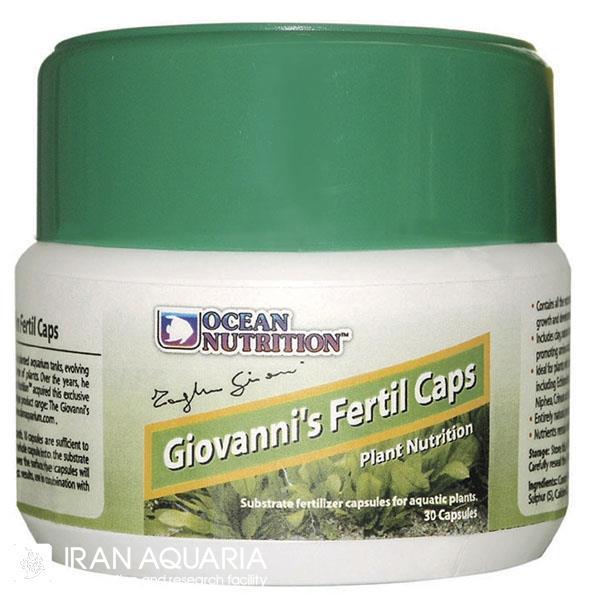 کپسول فرتایل (GIOVANNI'S FERTIL CAPS)