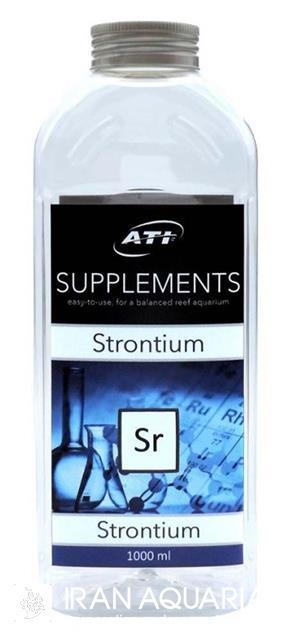 استرانتیوم (Strontium)