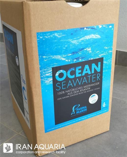 آب اقیانوس سی واتر (Ocean Seawater)