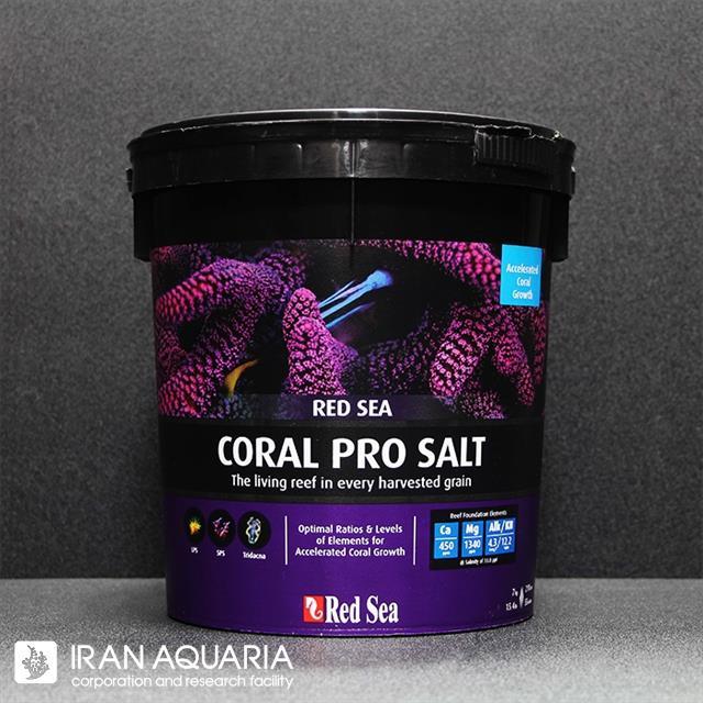 نمک کورال پرو (Coral Pro Salt)